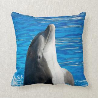 Bottlenose Dolphin Cushion