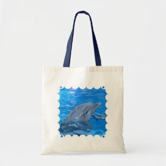 Bottlenose Dolphin Environmental Tote