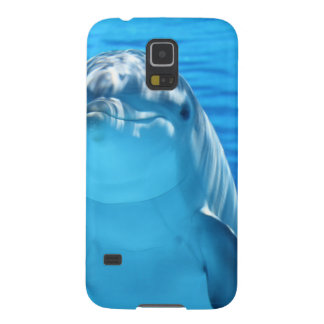 Bottlenose Dolphin looks at the camera under water Galaxy S5 Cases