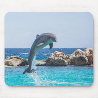 Bottlenose Dolphin Mouse Mat