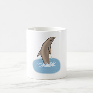 Bottlenose Dolphin Coffee Mugs