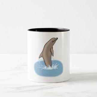 Bottlenose Dolphin Mugs