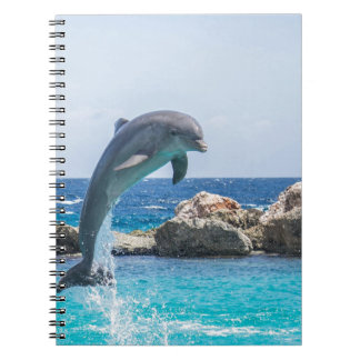 Bottlenose Dolphin Notebook