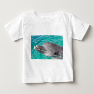bottlenose dolphin photo baby T-Shirt