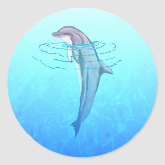 Bottlenose Dolphin Stickers