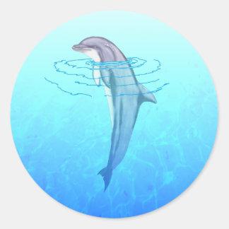 Bottlenose Dolphin Stickers