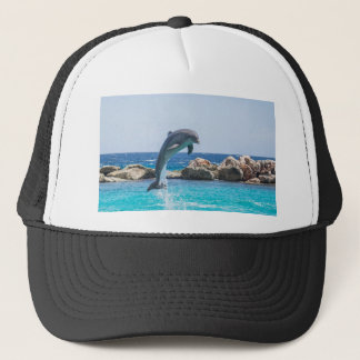 Bottlenose Dolphin Trucker Hat