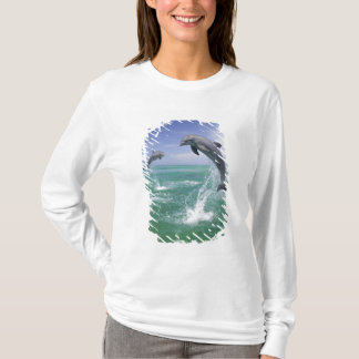 Bottlenose Dolphins Tursiops truncatus) 4 T-Shirt