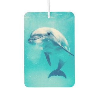Bottlenosed Dolphin Underwater Car Air Freshener