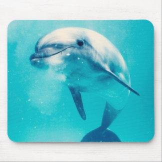 Bottlenosed Dolphin Underwater Mouse Mat