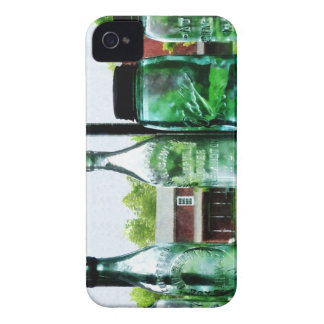 Bottles and Canning Jars iPhone 4 Case