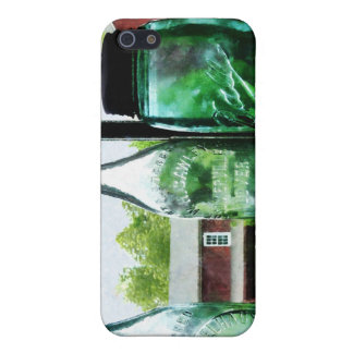 Bottles and Canning Jars Cover For iPhone 5/5S
