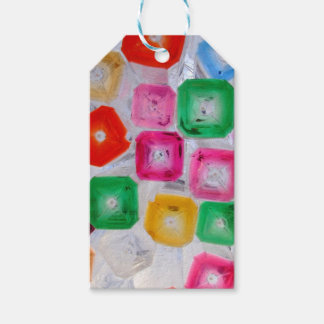 bottles gift tags
