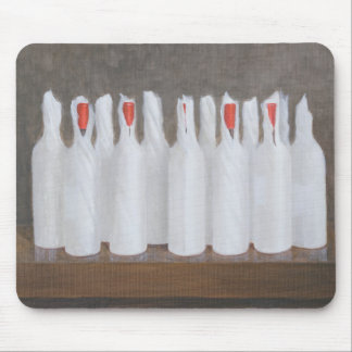 Bottles in paper 2005 mouse mat