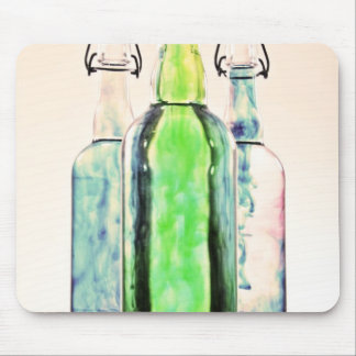 Bottles Mouse Pad