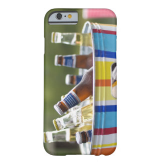 Bottles of beer in ice bucket barely there iPhone 6 case