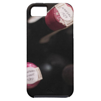 Bottles of wine, close-up, Sweden. iPhone 5 Covers