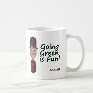 BottleToons Beefeater Mug