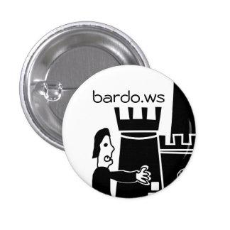 Bottom Bard WS 3 Cm Round Badge