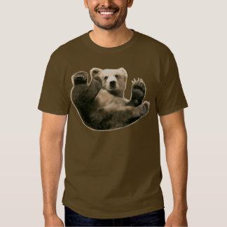 Bottom Bear Bare Gay Pride LGBT Circuit Party Wear Tees
