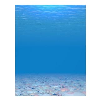 Bottom of The Sea 21.5 Cm X 28 Cm Flyer