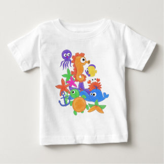 Bottom Of The Sea Infant T-Shirt TBA 5-6-2009