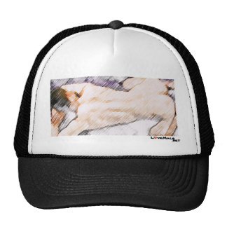 bottom trucker hats