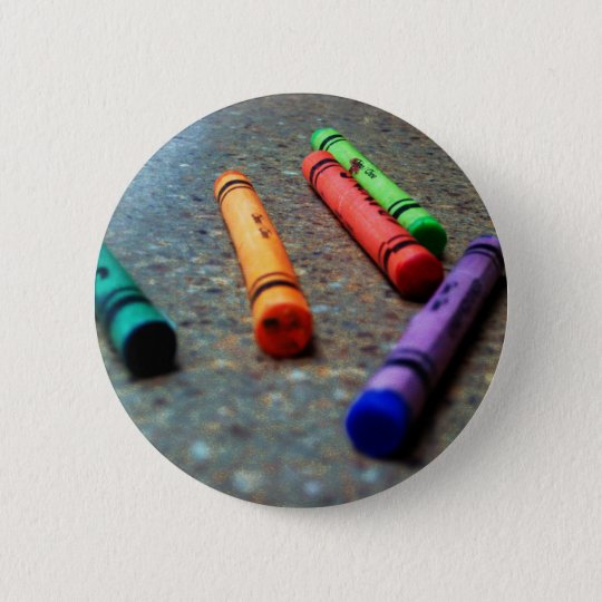 bottons 6 cm round badge