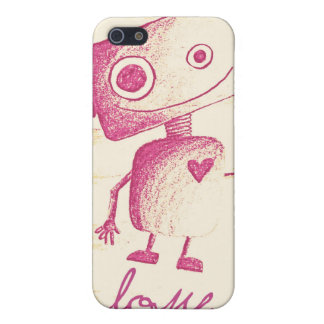 Botty love iPhone 5/5S case