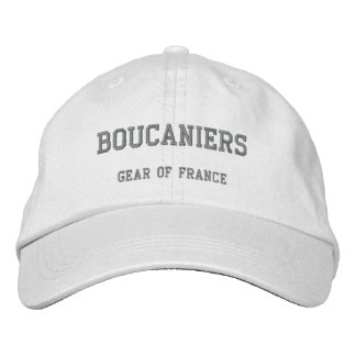 BOUCANIERS, Gear of France Embroidered Cap