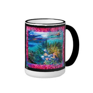 Boudica's Florida Ringer Mug