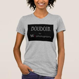 Boudoir by M | photography ladies' tshirt