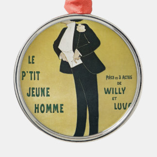 Bouffes-Parisiens Polaire Christmas Ornament
