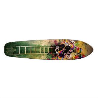 bouffon skate board deck