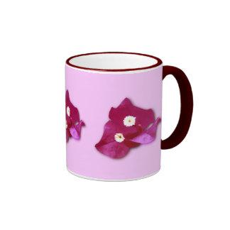 Bougainvillea Blossom Ringer Mug
