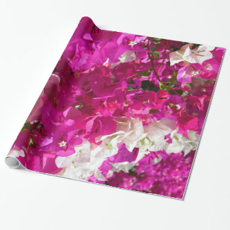 Bougainvillea Wrapping Paper