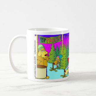 Bough WOW. $12.95 Coffee Mug