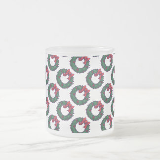 Boughs of Holly Coffee Mugs