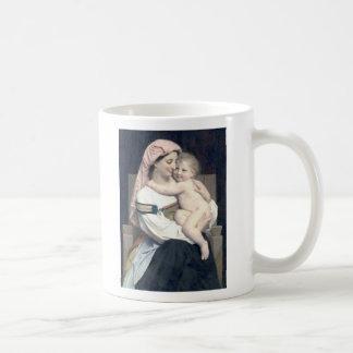 Bouguereau - Femme de Cervara et Son Enfant Coffee Mug