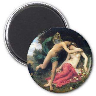 Bouguereau - Flore et Zephyre Magnets