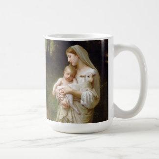 Bouguereau Innocence Mug