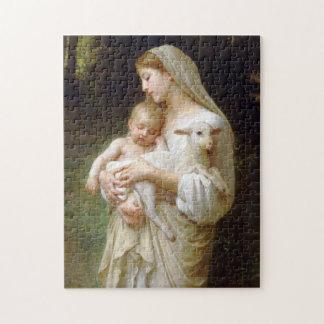 Bouguereau Innocence puzzle