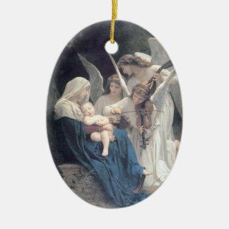 Bouguereau - La Vierge aux Anges Ornament
