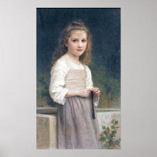 Bouguereau - L'Innocence Poster