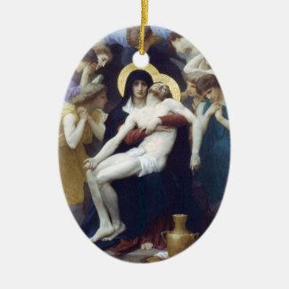 Bouguereau - Pietà Ornaments
