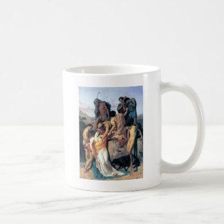 Bouguereau - Zénobia Retrouvée par les Bergers Basic White Mug