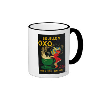 Bouillon OXO Vintage PoseterEurope Ringer Mug