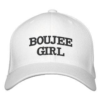 Boujee girl trendy hats