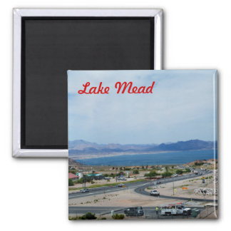 Boulder City and Lake Mead Magnet