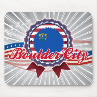 Boulder City, NV Mousepad